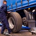 Услуги грузового шиномонтажа