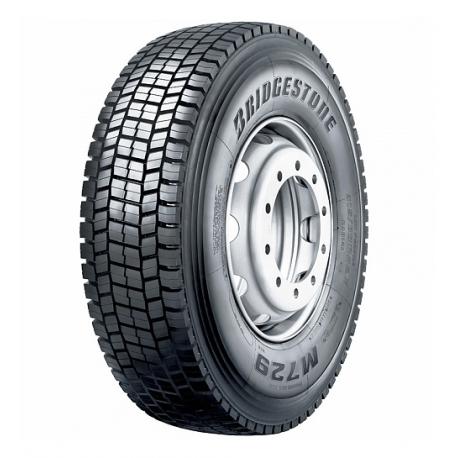 315/80 R22.5 Bridgestone M-729 154/150M Ведущая
